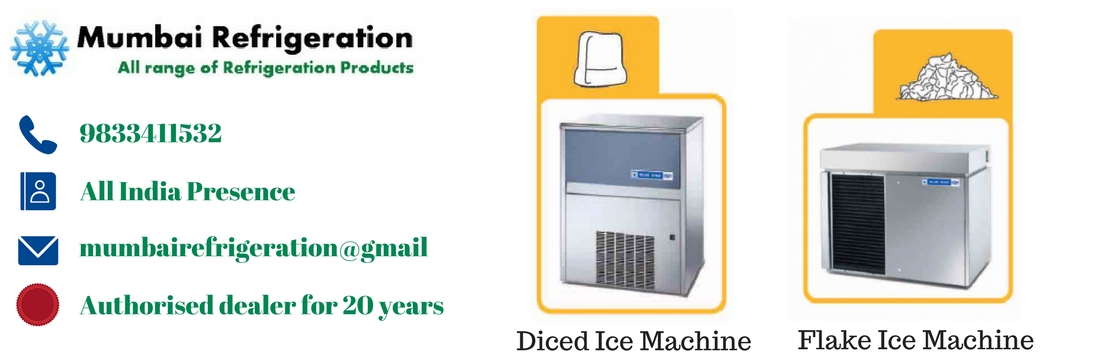 Ice cube machine